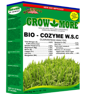 GROW MORE BIO – COZYME W.S.C.